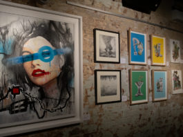 Buyers' Club Gallery: Red House Originals Group Show