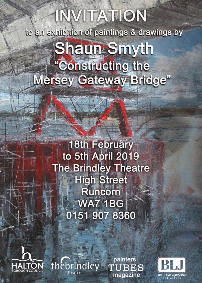 The Brindley Theatre: Constructing the Mersey Gateway Bridge