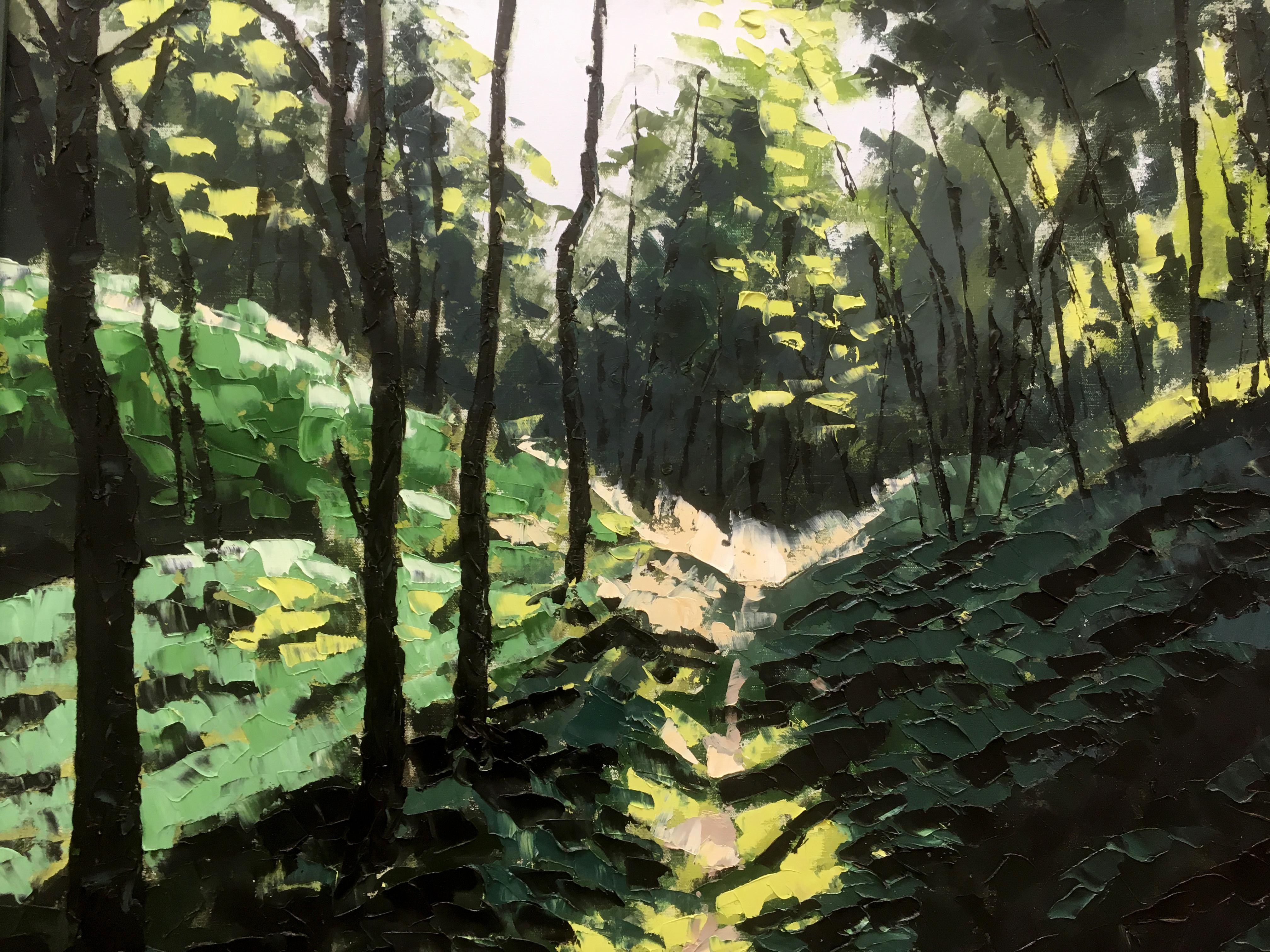 Review Welsh Landscapes At Dot Art Artinliverpool Com