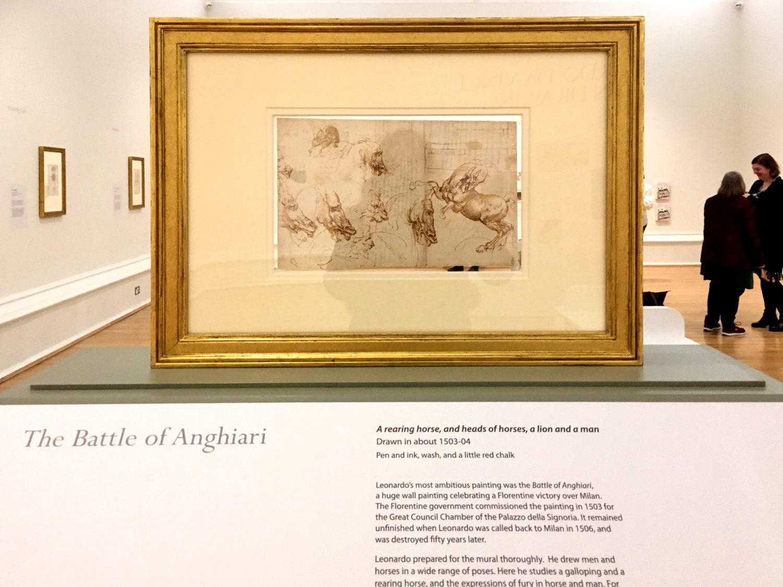 Leonardo D Exhibition : Review: leonardo da vinci: a life in drawing artinliverpool.com