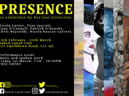 Naked Lunch: Presence - Not Just Collective