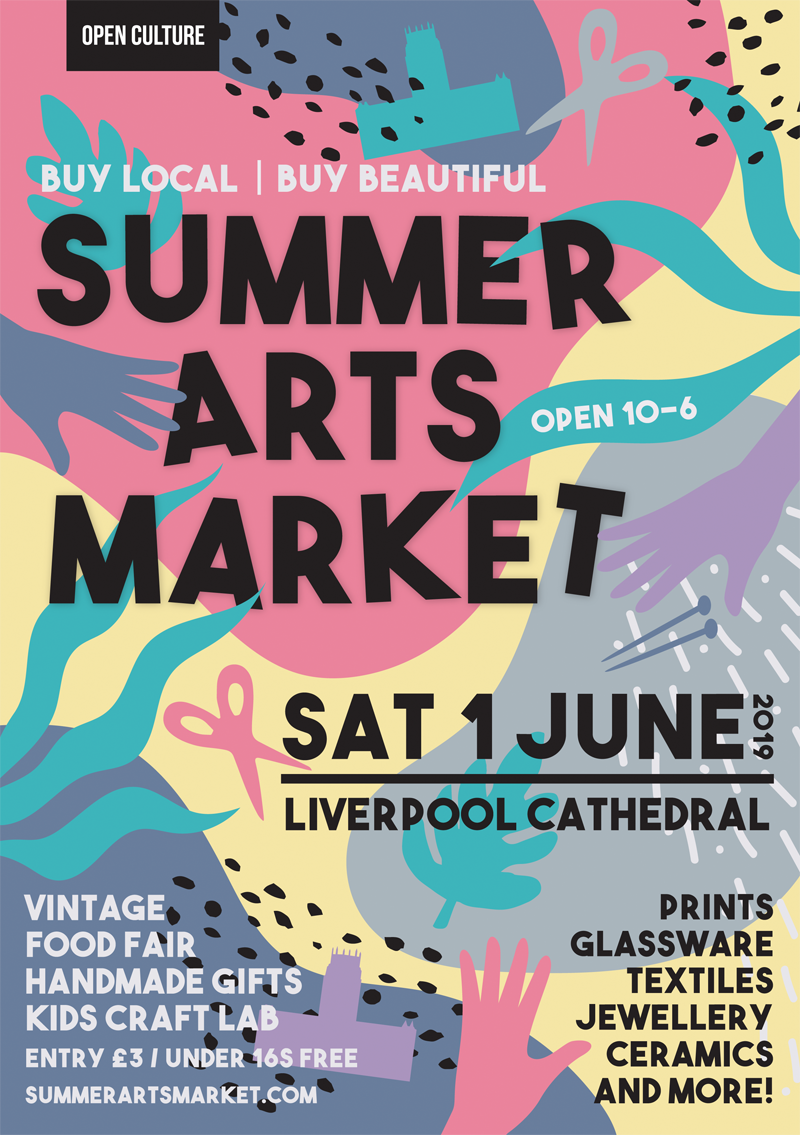 Liverpool Cathedral: Summer Arts Market