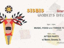 24 Kitchen Street: SisBis Presents International Womens Day