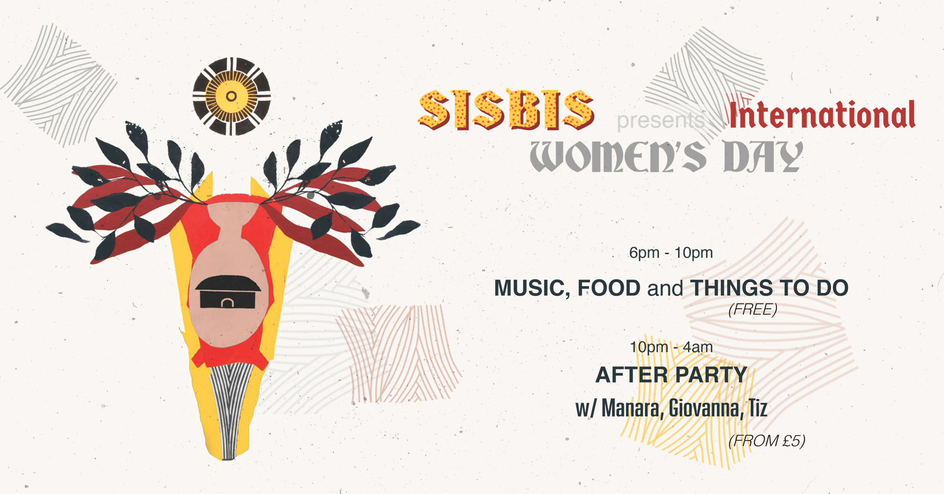24 Kitchen Street: SisBis Presents International Womens Day