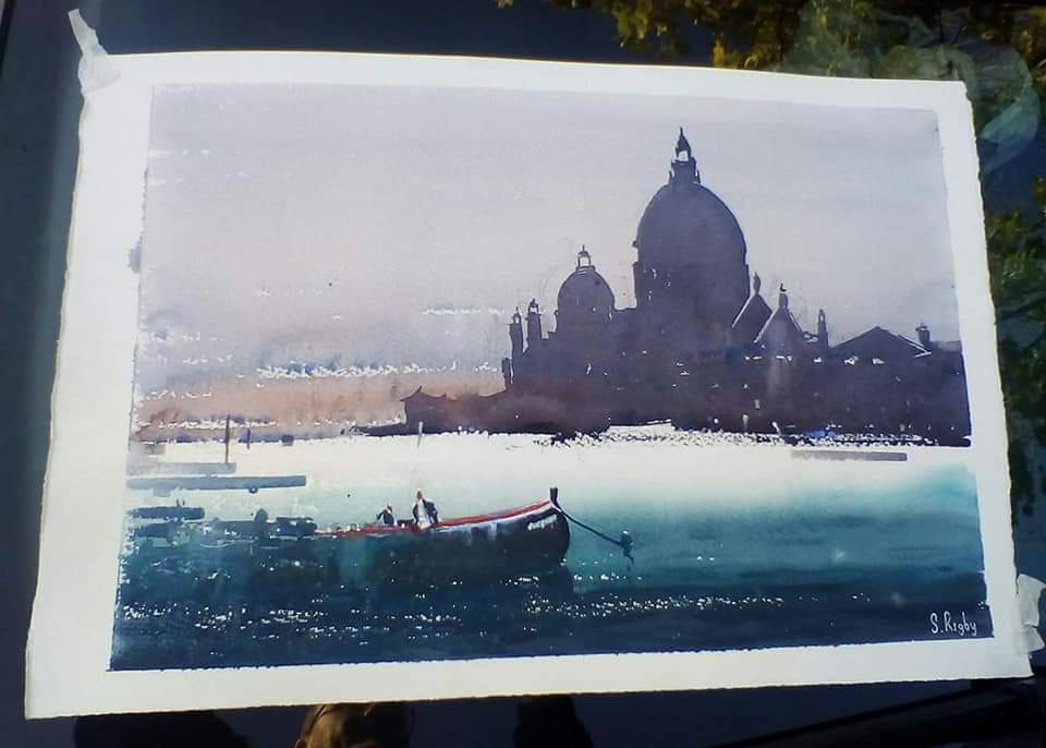 ArtHouse Gallery: Around the world in Watercolour and Photography