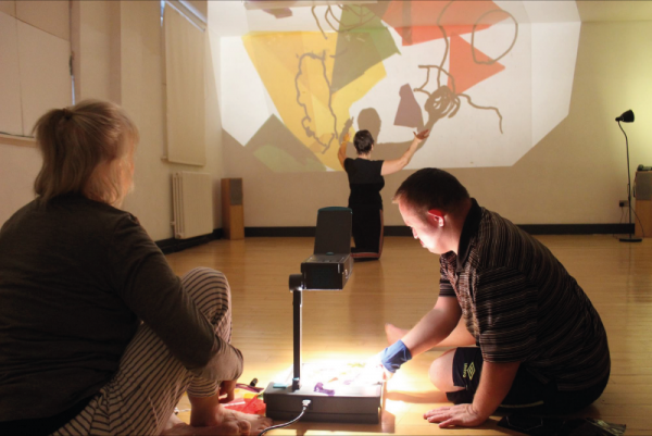 Bluecoat: Inspiring Imagination- INHABIT Workshop