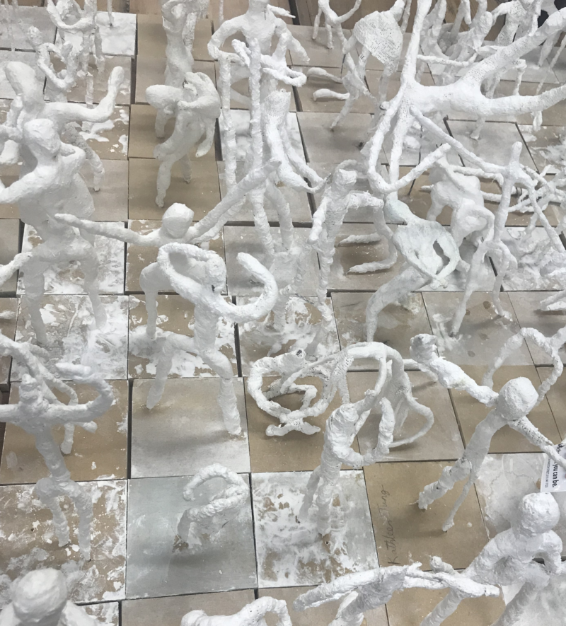 Williamson Art Gallery & Museum: The Spider Project - Beyond The Label