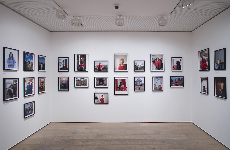 Open Eye Gallery: Open Voices: A Celebration