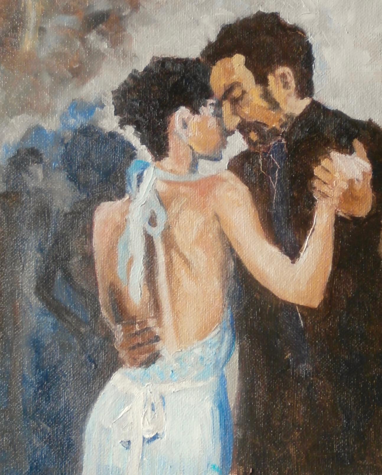 The Reader Gallery: Dance 'til Dawn - Paul Scragg