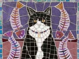 92 Degrees Coffee: Animal Mosaic Exhibition