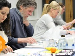 Everyman Theatre: dot-art: Introduction to Pastels