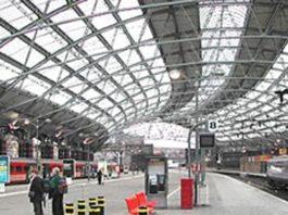 Lime Street Station: Liverpool : Sonic Gaze