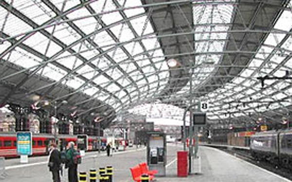 Lime Street Station: Liverpool : Sonic Gaze