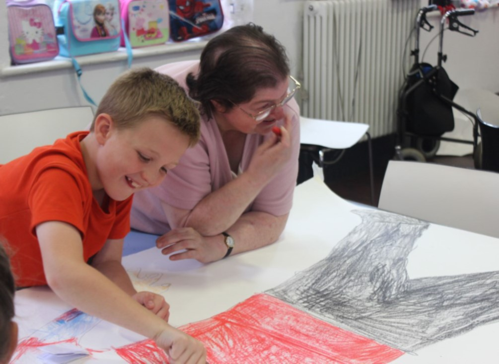 Norton Priory: Family Art Activities