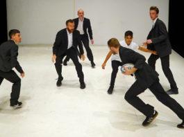 The Arts Centre: SHUT DOWN - Vincent Dance Theatre