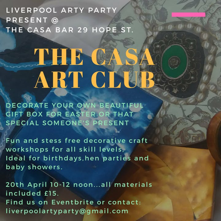 Casa Bar: Casa Art Club