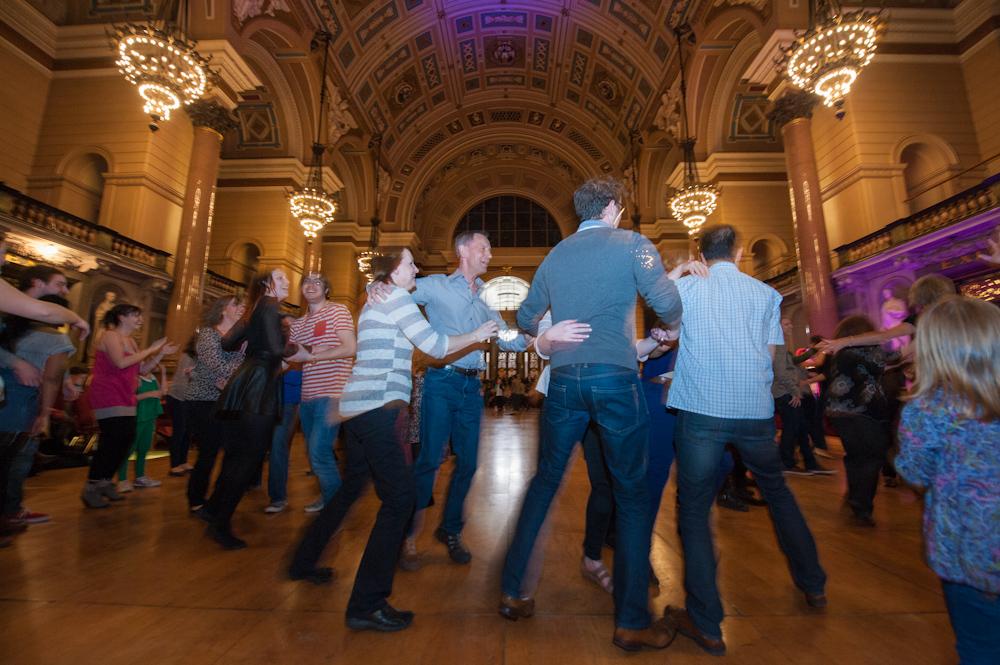 LightNight 2019 - St George's Hall: Late Night Ceilidh