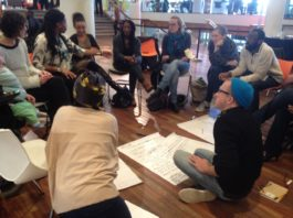 Unity Theatre: Devoted & Disgruntled: Open Space Event