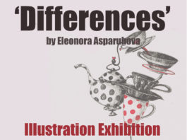 24 Kitchen Street: Differences -  Eleonora Asparuhova