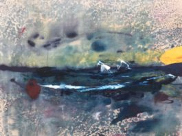 Staacks: Mary Jane Flower - Abstract Seascapes