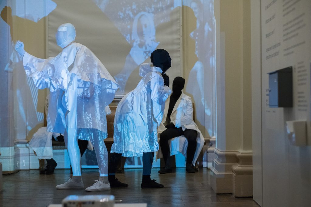 LightNight 2019 - Walker Art Gallery: Music, Movement, Ritual and Adornment