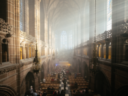 LightNight 2019 - Liverpool Cathedral: Death Café