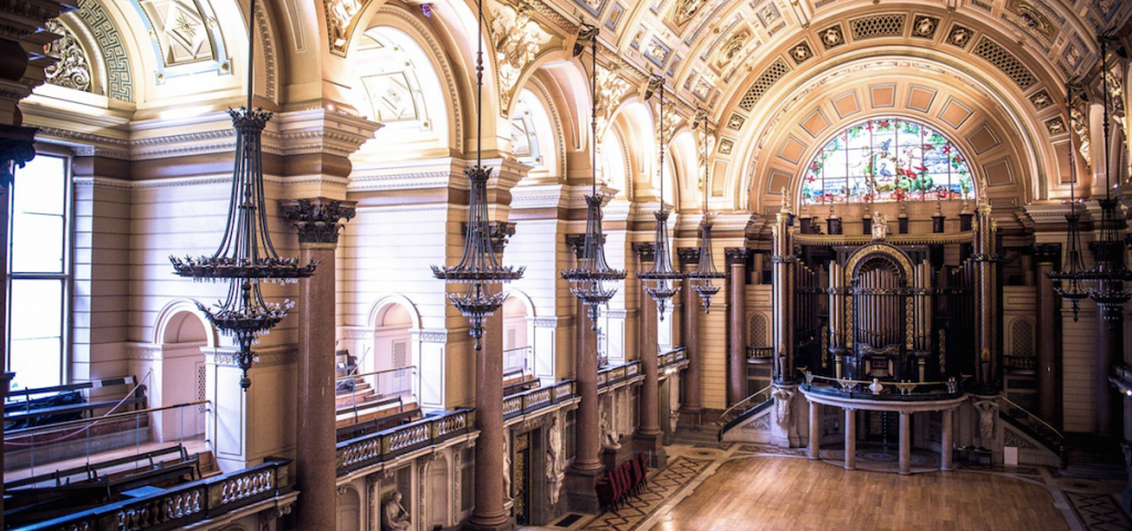 LightNight 2019 - St George's Hall: Mersey Hub Brass