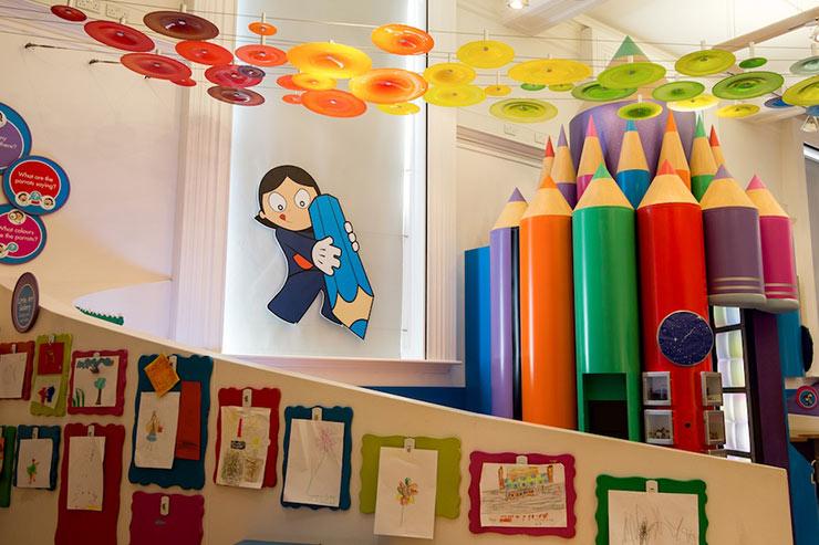 LightNight 2019 - Walker Art Gallery: Big Art for Little Artists