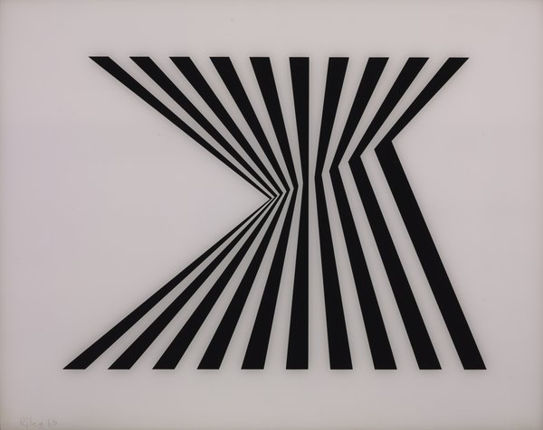 Tate Liverpool: Off the Wall: Make your own Op Art wallpaper