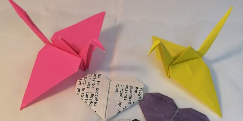 Make. Baltic: Paper Sculpture - Introduction to Origami