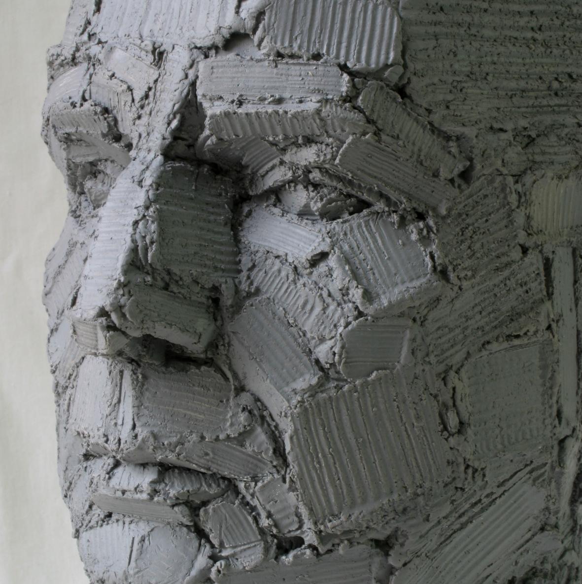 Art in Windows (Regent Road): Measured - Adrian Jeans