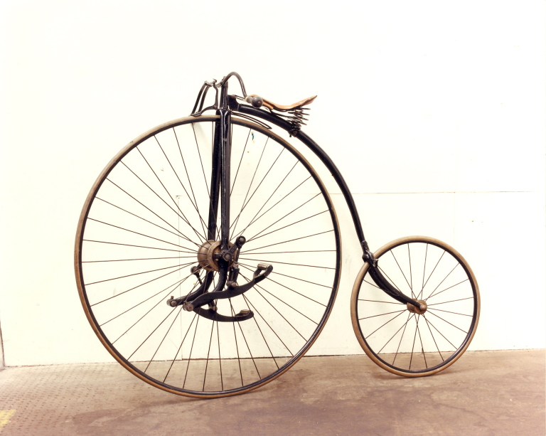 Williamson Art Gallery: Cycling Through Time
