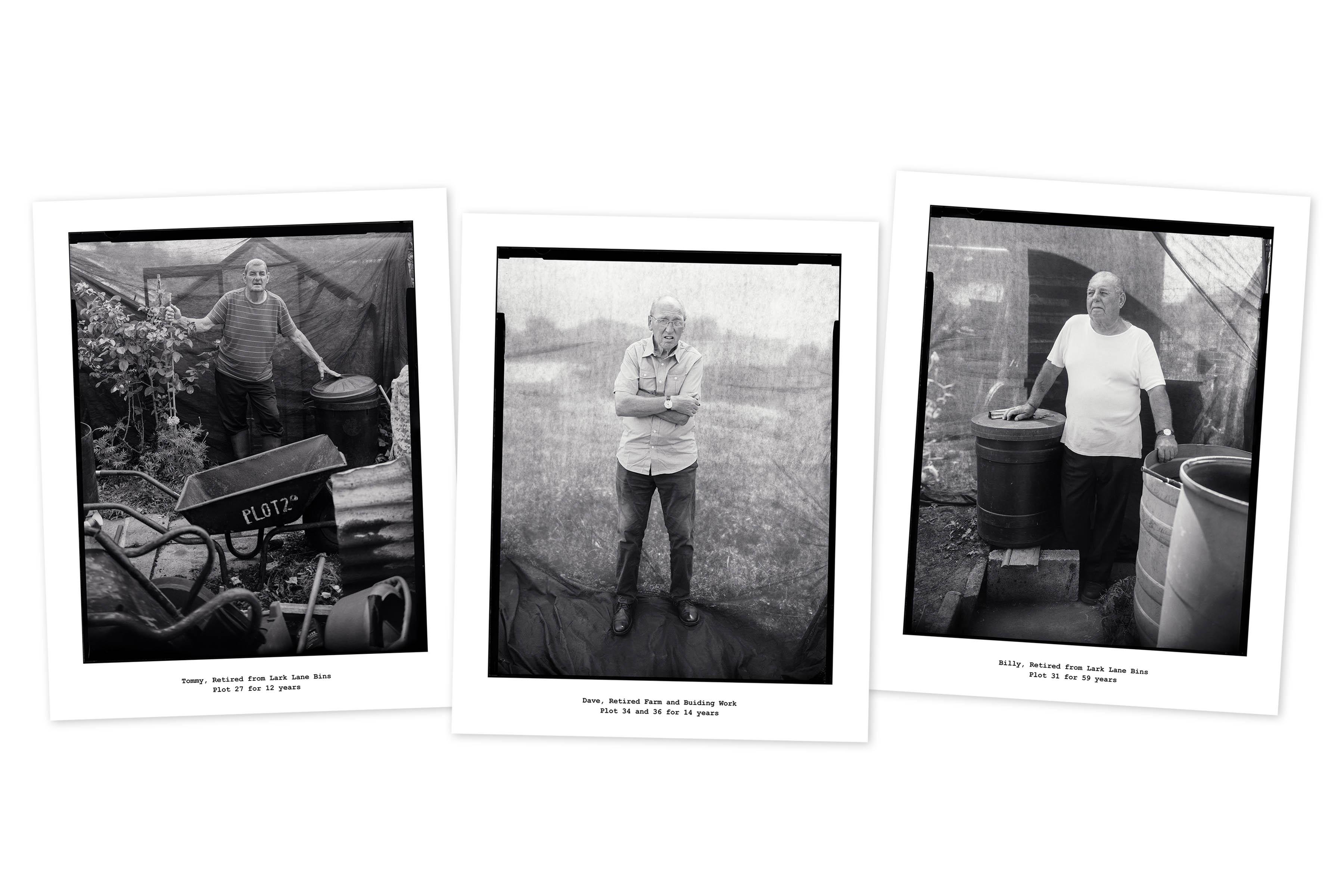 Look Photo Biennial: Victoria Gallery & Museum: Pauline Rowe & Dave Lockwood - The Allotments