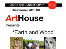 ArtHouse: Earth and Wood, Russ McDonnell