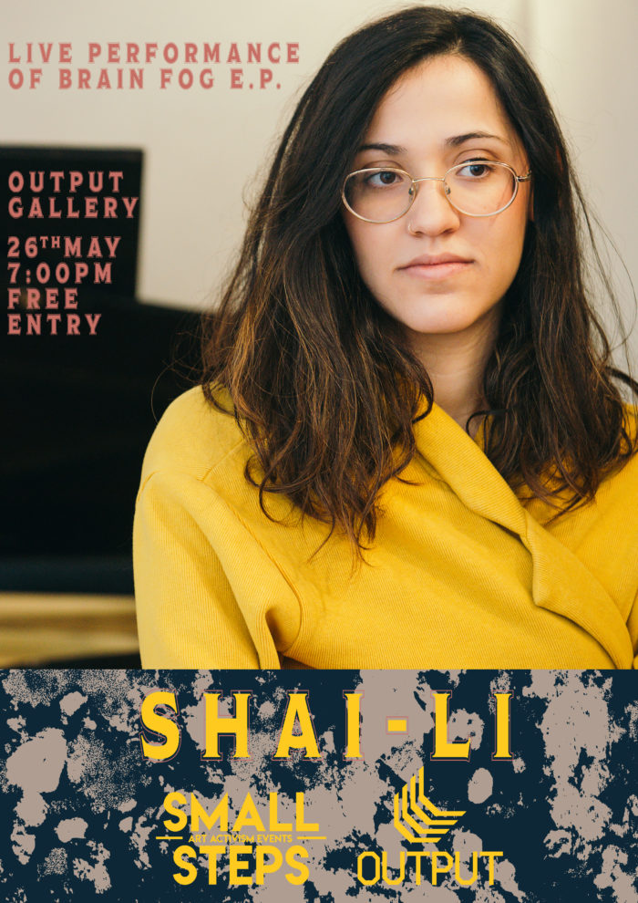 OUTPUT Gallery: Shai-li Paldi EP Release Exhibition