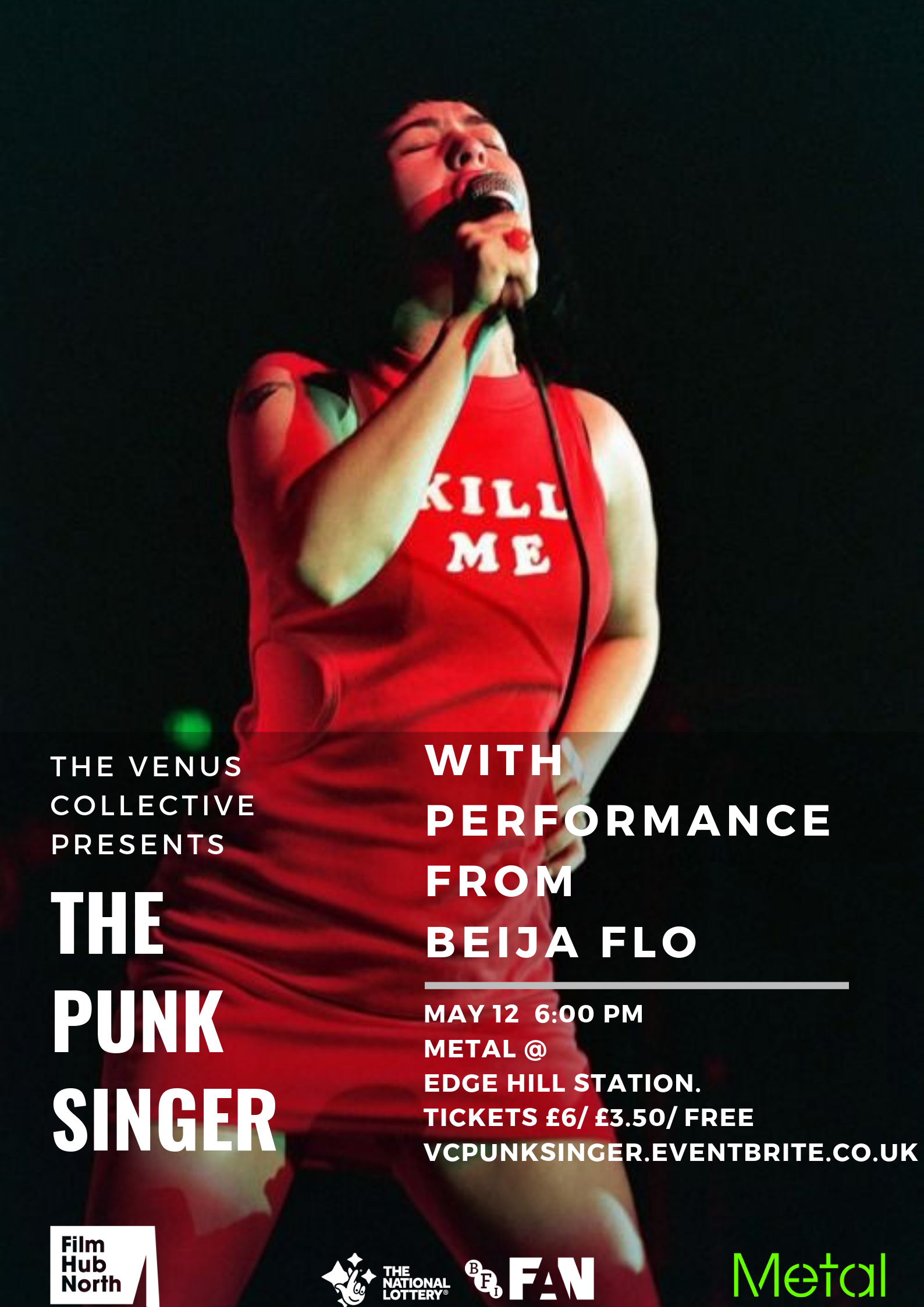 Metal: Venus Collective presents The Punk Singer