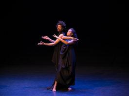 LEAP 2019: Unity Theatre: Alexandra Hemsley and Seke Chimutengwende: Black Holes
