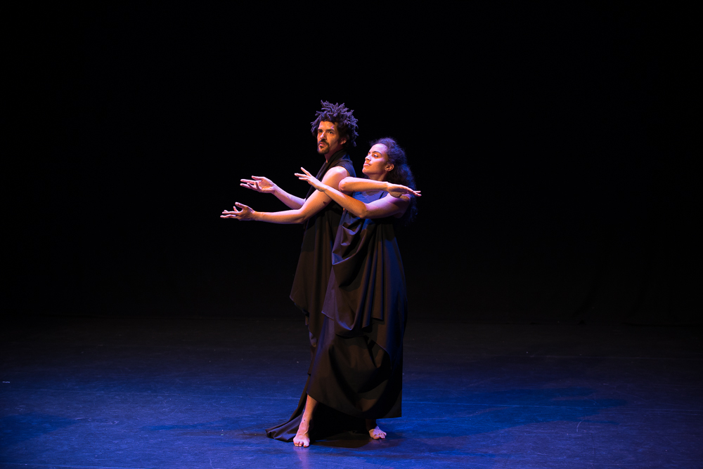 LEAP 2019: Unity Theatre: Alexandra Hemsley and Seke Chimutengwende: Black Holes