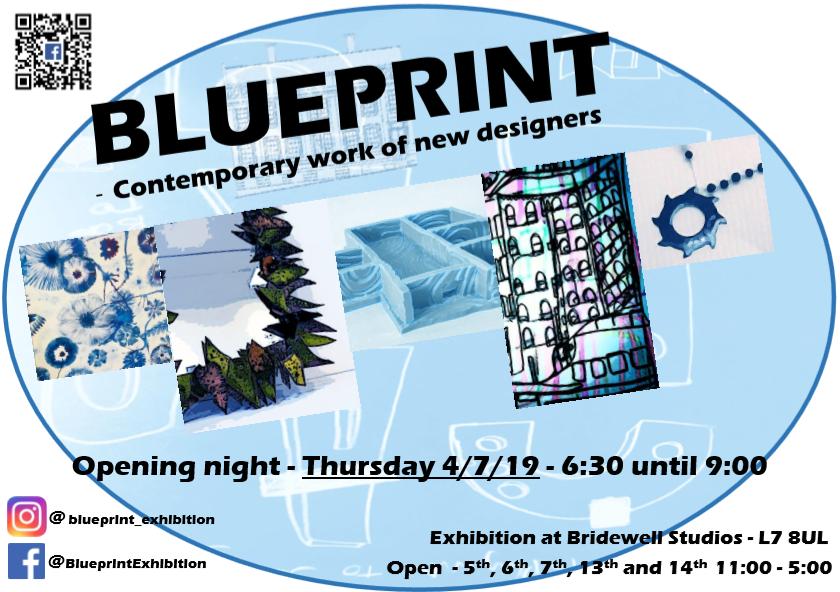 """Bridewell Studios and Gallery: Blueprint."""