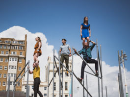 LEAP 2019: Constellations: Motionhouse: Wild