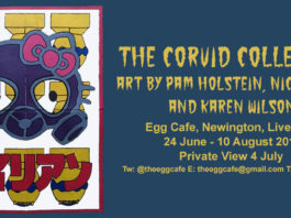 The Egg: Corvid Collective Group Show