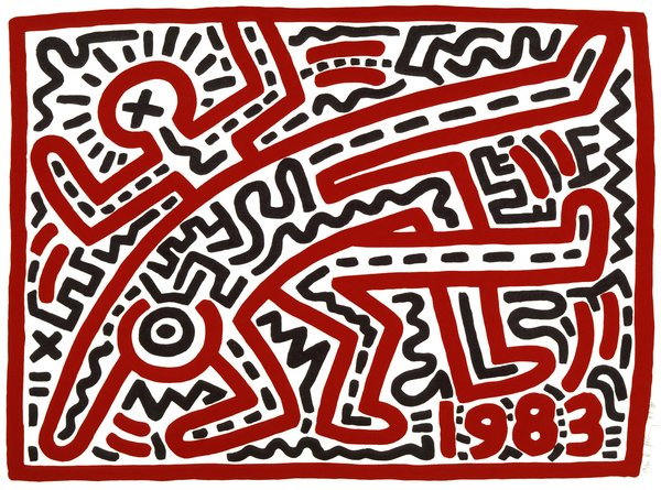 Tate Liverpool: Curators Talk: Keith Haring