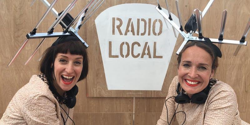 St Helens: I Heart Thursdays: Radio Local with Hunt & Darton