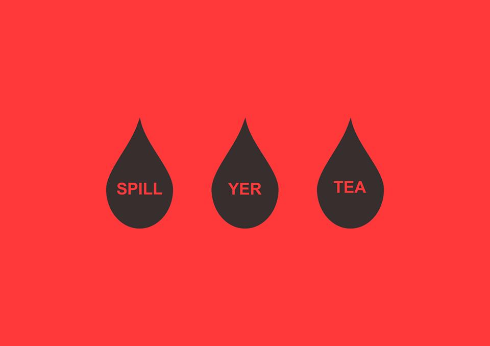Constellations: Spill Yer Tea