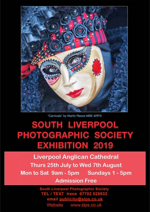 Liverpool Cathedral: South Liverpool Photographic Society Annual Exhibition