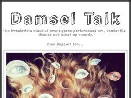 Kazimier Stockroom: Damsel Talk