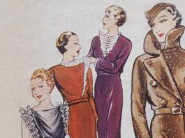 Walker Art Gallery: An English lady's wardrobe