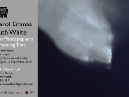 Dark Side Art Lab: Carol Emmas and Ruth White: Two Photographers Fathoming Time