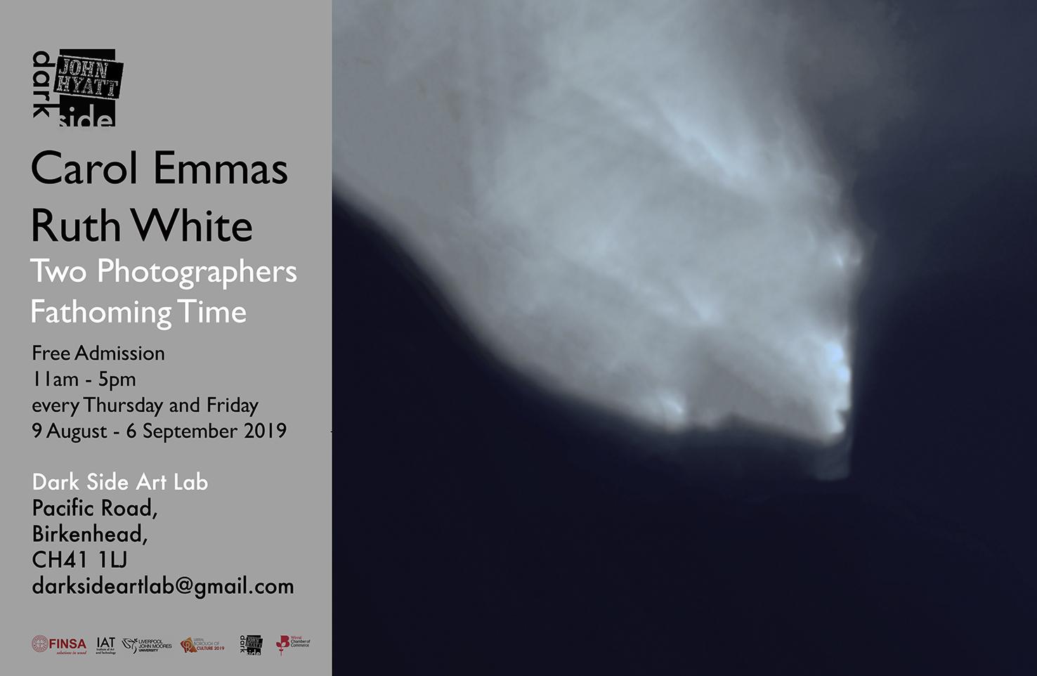 Dark Side Art Lab: Carol Emmas and Ruth White: Two Photographers Fathoming Time