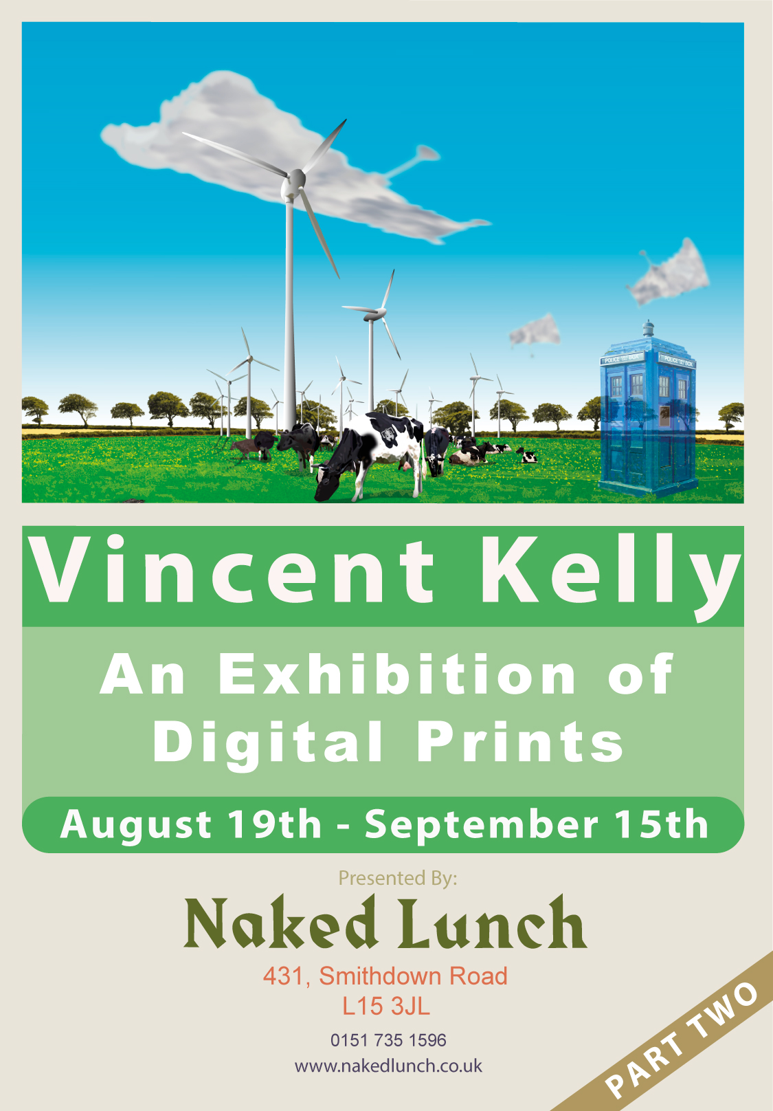 Naked Lunch: The Ruralists Vs Everything